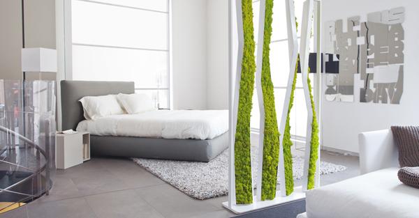 Green Wall - קירות ירוקים בבית