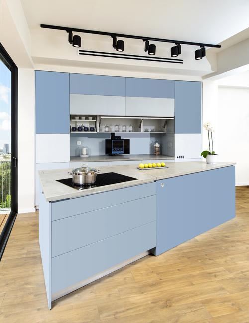 Dekel RMHS Kitchen5 - 02 Lower Midlle Closet