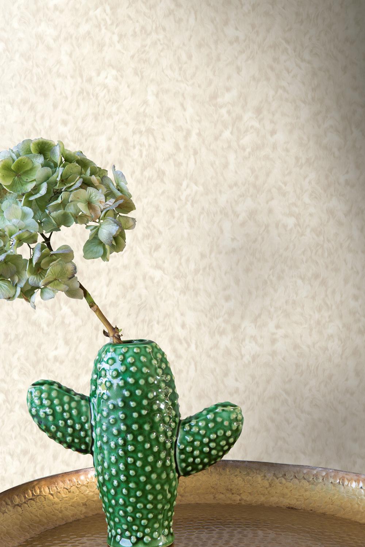 כרמל פלור דיזיין- טפט ירוק מחומרים טבעיים מתכלים, שאינם מדיפים רעלים, או יכול להיות מחומרים טבעיים